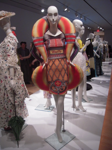 2007 Jeremy Scott Juxebox Dress, Photo by AZ Style Girl