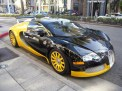 Beverly Hills Bumble Bee Bugatti Veyron, Photo by AZ Style Girl