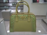 Prada Spring 2012 Jewel Tote, Photo by AZ Style Girl
