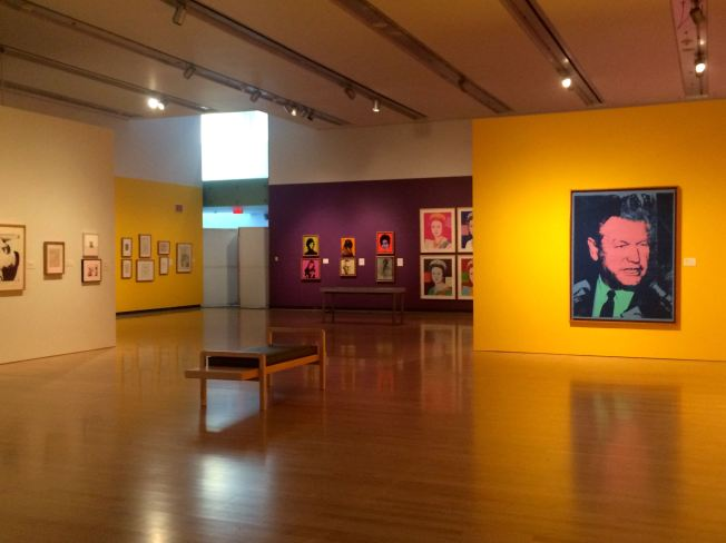 Andy Warhol Exhibit Phoenix Art Museum, Photo by AZ Style Girl