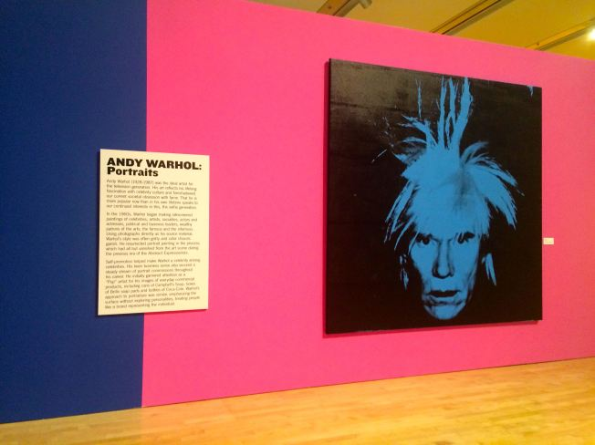 Andy Warhol Phoenix Art Museum, Photo by AZ Style Girl