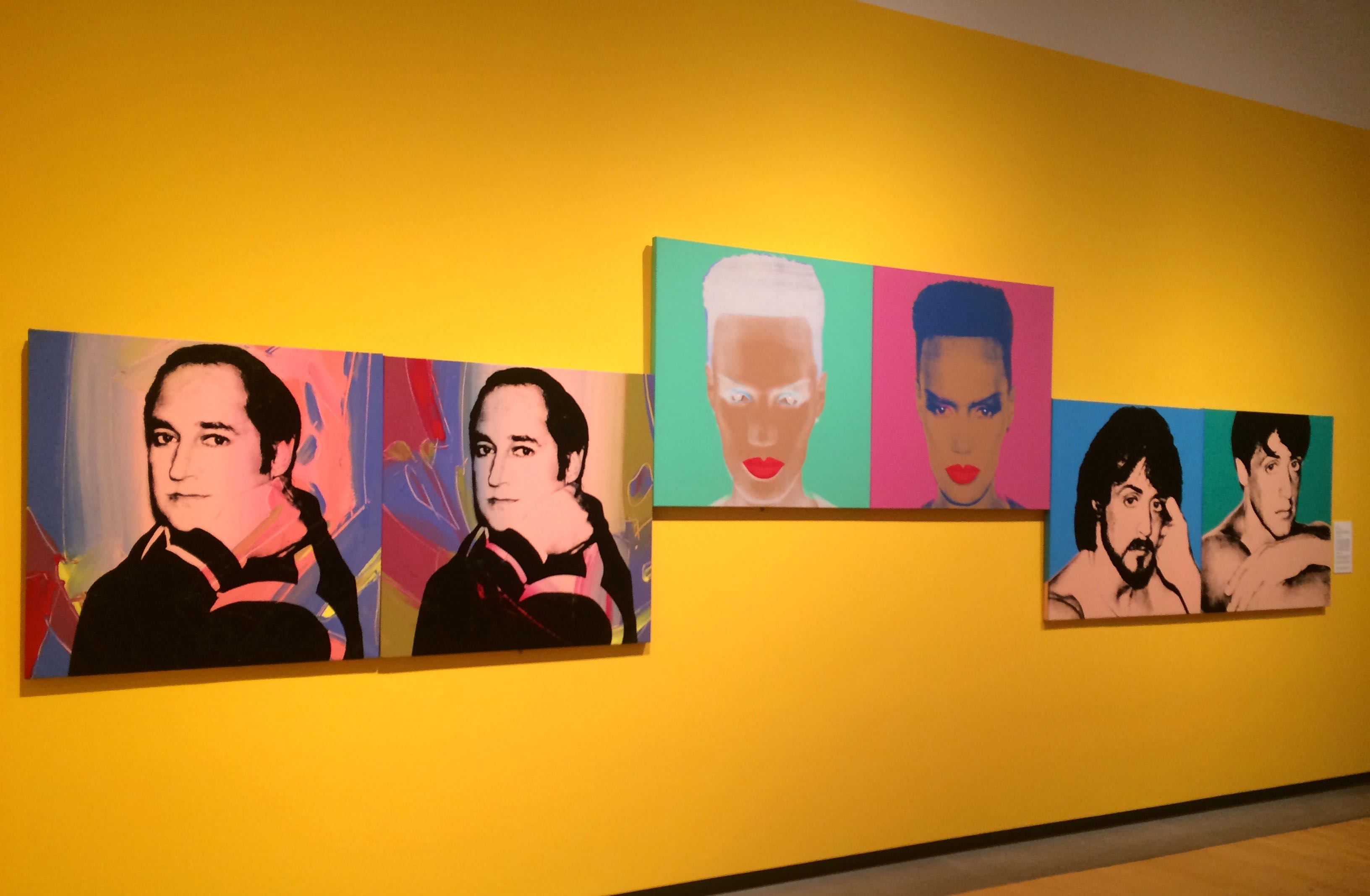 Andy Warhol at the Phoenix Art Museum   AZ Style Girl